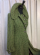 Gorgeous Leaf Green Tweed Vintage 1940's Coat .. **SOLD**